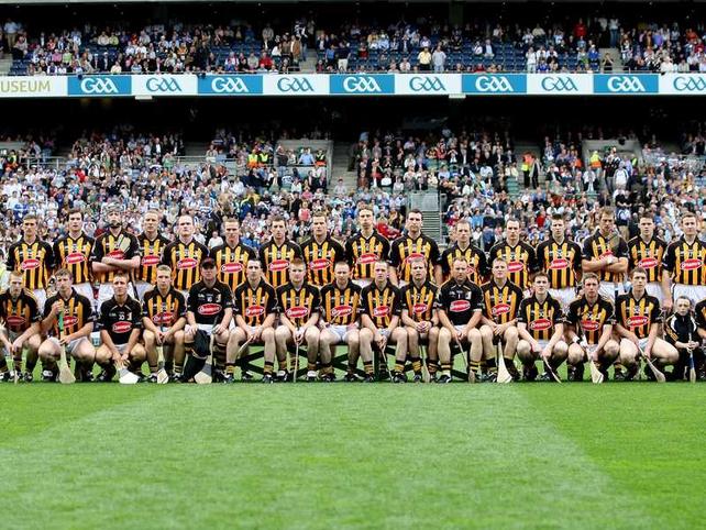The winning Kilkenny team