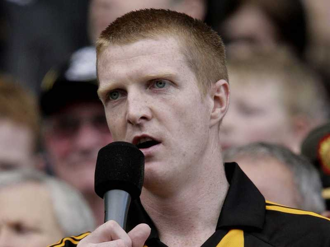 Henry Shefflin was once again a dominant force for Kilkenny in August