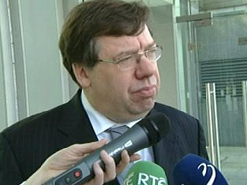 Brian Cowen - All sides must take account of economic circumstances