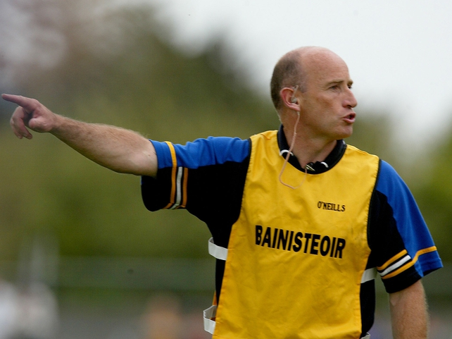 Tommy Carr has stepped down as Cavan manager