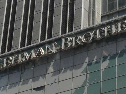 Lehman Brothers - On brink of collapse
