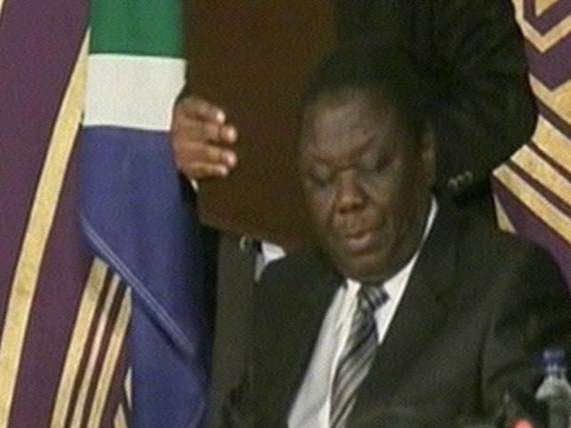 Morgan Tsvangirai - Ends govt boycott