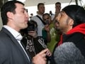 Haye offers to fight Klitschko in Germany