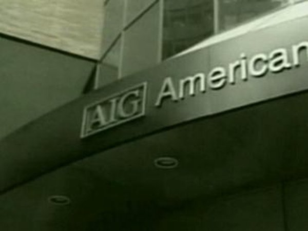 AIG - Situation outrageous, says Obama