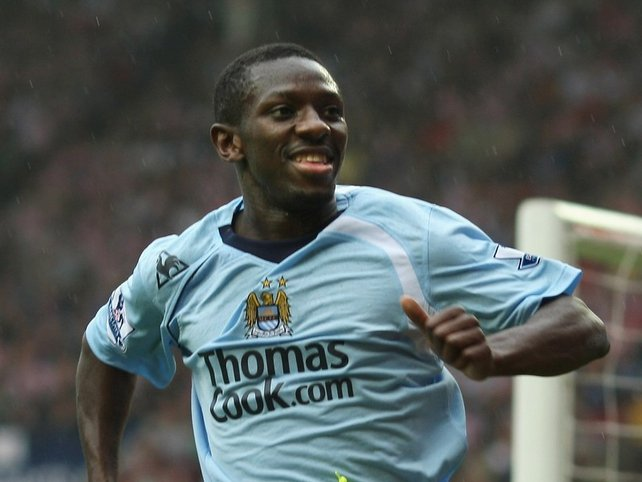 Shaun Wright-Phillips was one of the stars of the show for Manchester City