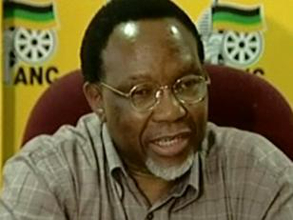 Kgalema Motlanthe - Lack of agreement is a disappointment