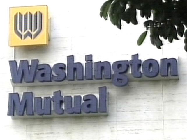 Washington Mutual - Takeover by JP Morgan