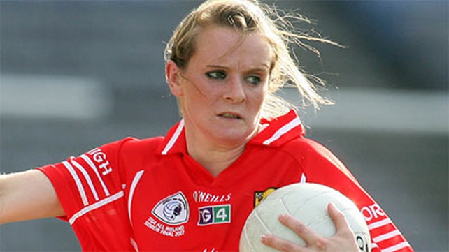 Briege Corkery: 'The worst place to lose is in Croke Park'
