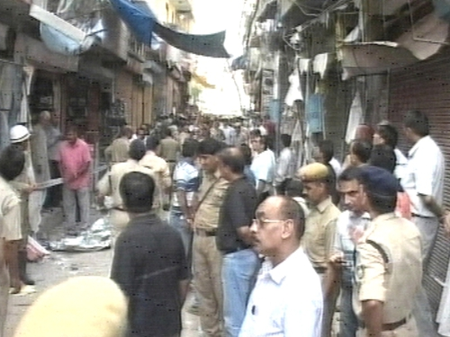 New Delhi - Two killed by bomb