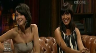 Charlene McKenna & Shelley Conn