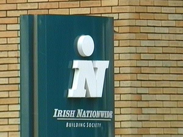 Irish Nationwide - Change of Chief Executive