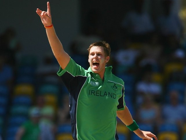 Boyd Rankin will be part of Ireland's ICC World Twenty20 squad