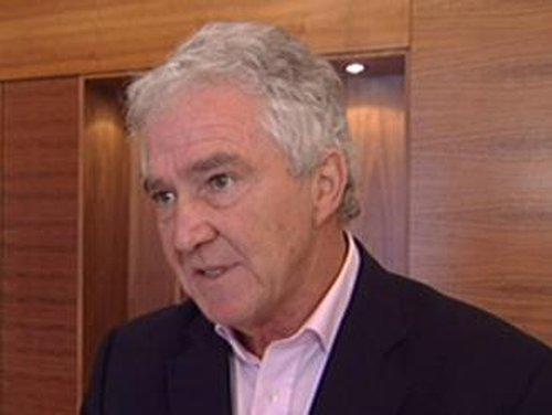 Sean Fitzpatrick - Resignation related to €87m loan
