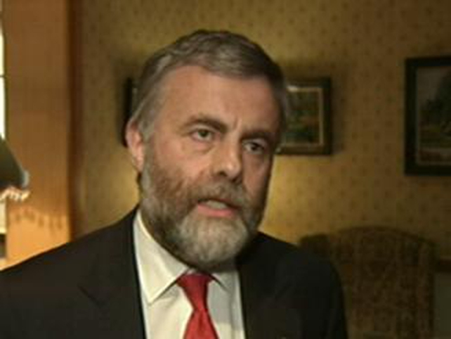 Jack O'Connor - Warning over economic crisis