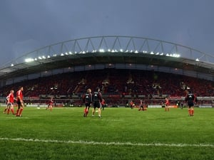 Thomond Park may yet host a Magners League game this weekend