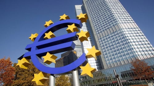 The data will make uncomfortable reading for the European Central Bank