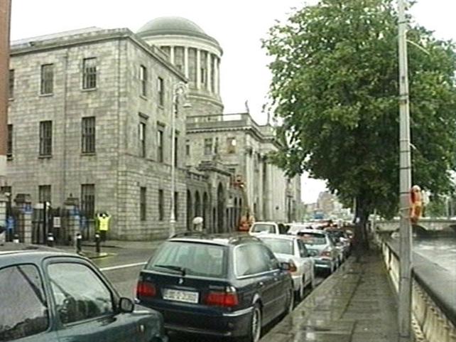 High Court - Sean Garland remanded in custody