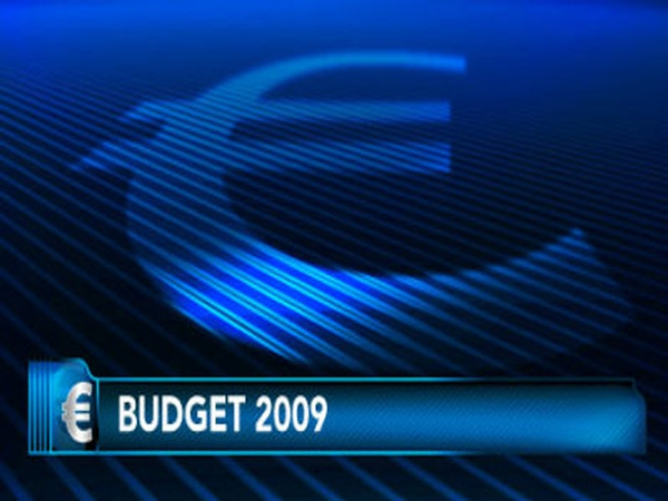 Budget 2009  - Dramatic changes to figures