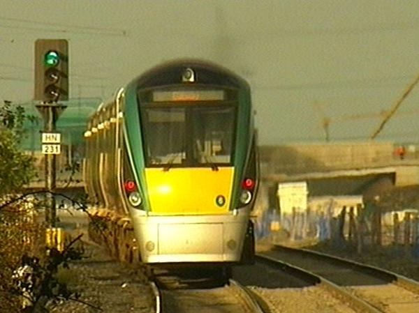 Iarnród Éireann - New diesel trains cannot accommodate parcels