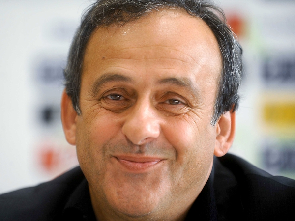 Michel Platini is confident Ukraine will deliver the necessary stadia and infrastructure