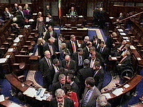 Budget  - Cowen defends measures