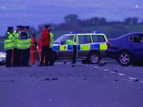 Man denies charges over triple fatal crash
