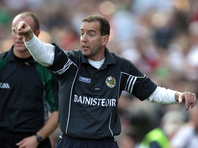 Pat O'Shea delivered the 2007 All-Ireland title to his native county
