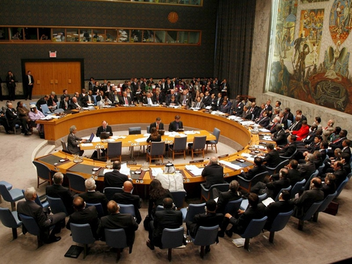 UN Security Council - Incursions require consent of Somali government