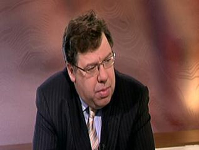 Brian Cowen - To contact IMO regarding scheme