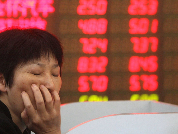 Chinese economy - GDP growth of 6.1% for first quarter
