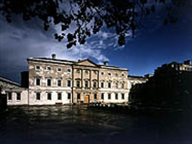 Leinster House - Dáil to consider amendment