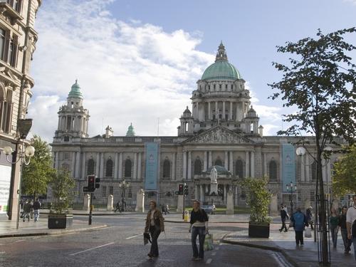 Belfast - Initiatives to transform west & Shankill areas