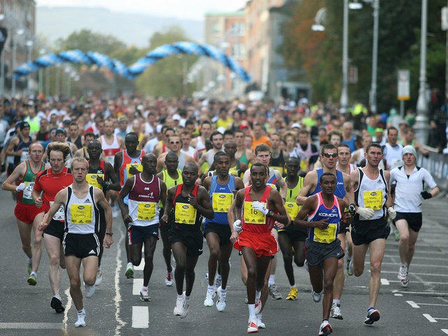 Ethiopian ace wins Dublin City Marathon