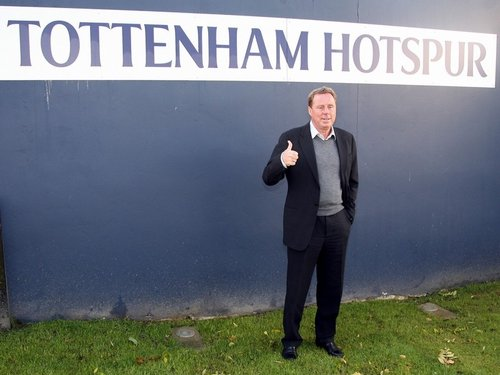 Harry Redknapp's fine start to life at Tottenham continues