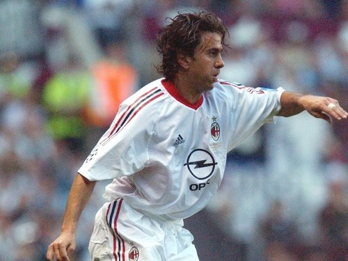 Alessandro Costacurta won the Champions League five times in his time with AC Milan