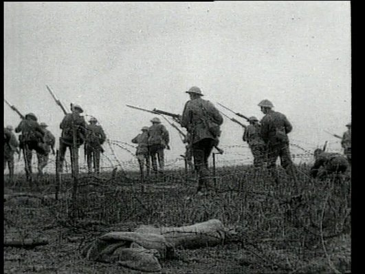 Tracing Great War roots