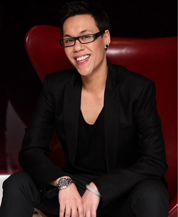 Gok Wan has opened up about his battle with anorexia