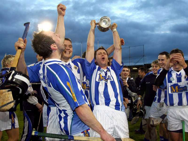 Ballyboden were crowned Dublin champions