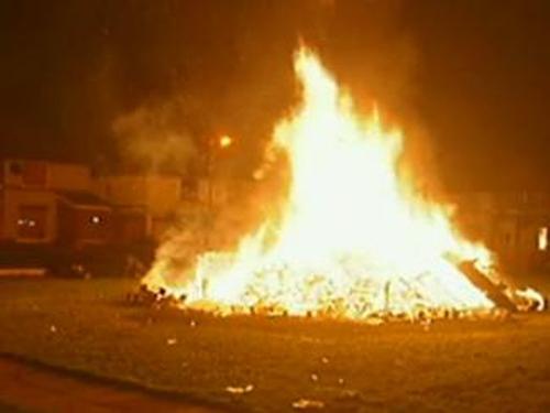 Hallowe'en - Damage estimated at millions