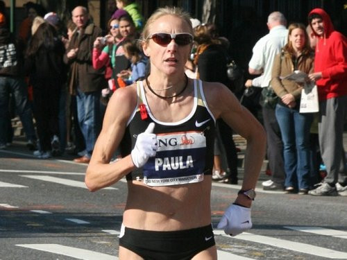 Paula Radcliffe was unable to retain her title in New York City
