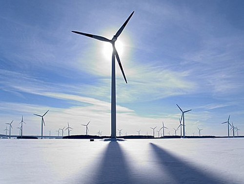 Wind energy - €200m Clare plan
