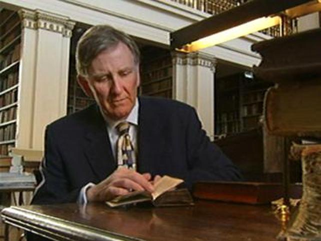 Colum Kenny - Research find 'a treasure'