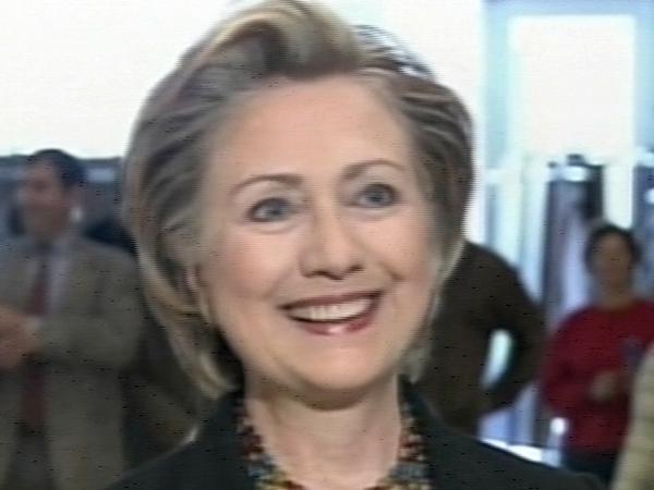 Hillary Clinton - Seven-day tour of Asia