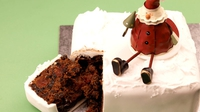 Christmas Cake - Why not try this National Bakery School recipe for Christmas Cake?