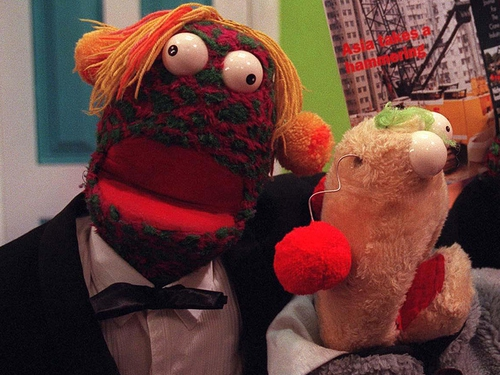 "Zig and Zag - ""We're really looking forward to being on Twiggery Tonight"""