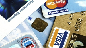 Credit card rates typically vary from 13-23%