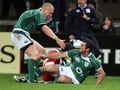 Quinlan excited by new Irish set-up