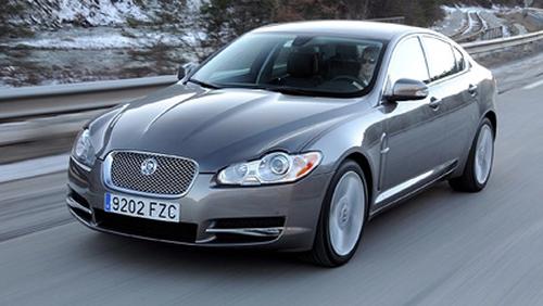 Jaguar Xf Named Best Luxury Car