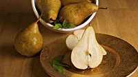 Pears Belle Helene - Decadence to share!