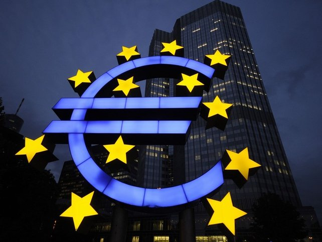 Recession - Euro zone figures confirm slump